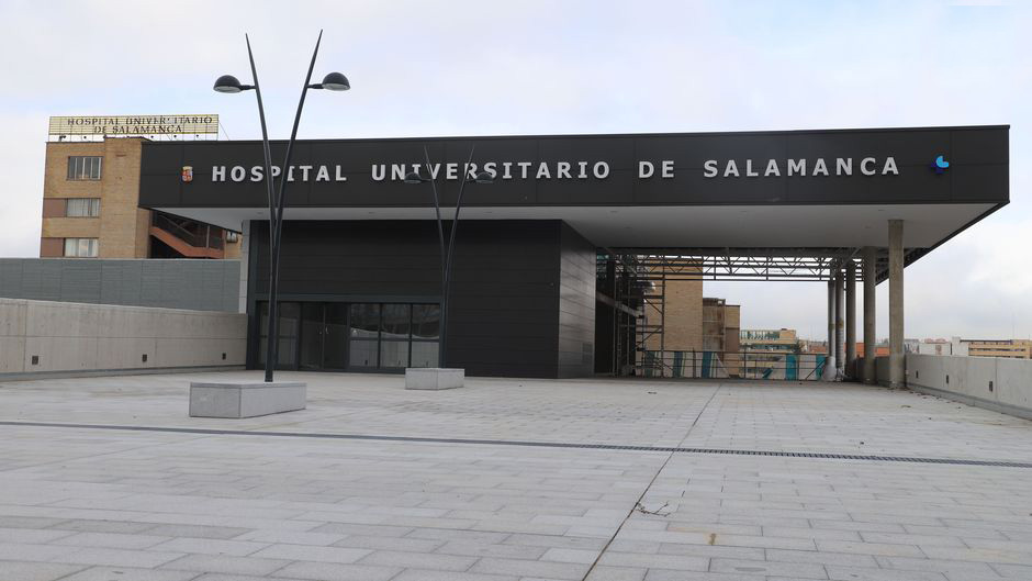 Nuevo Hospital Universitario de Salamanca