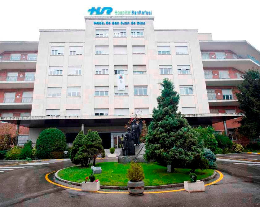 Hospital Quiron San Rafael en Madrid