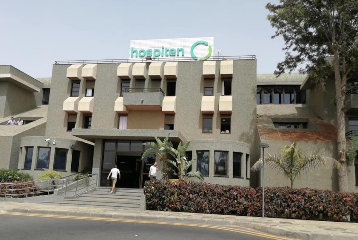 Clínica Hospiten Sur