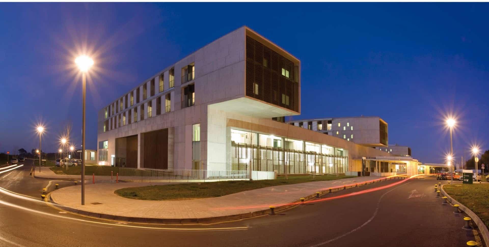 Hospital de Denia (Alicante)