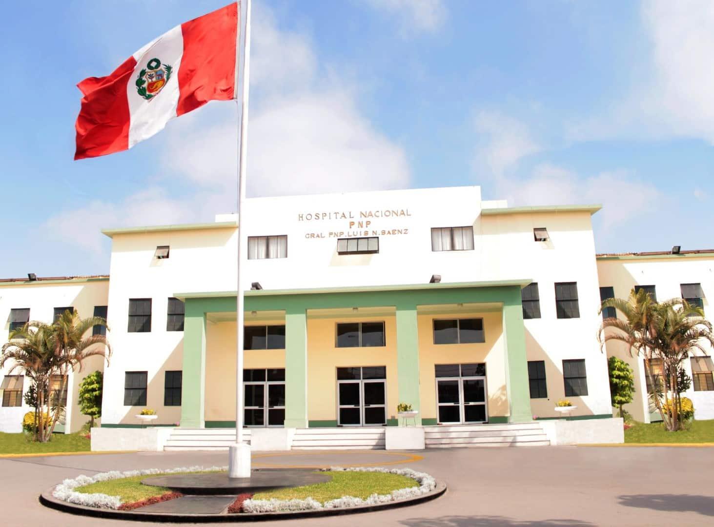 Nuevo Hospital de la Policía Nacional del Perú