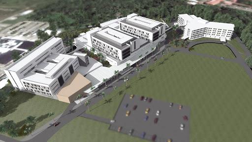 Nuevo Hospital Rafael Hernández en Panamá