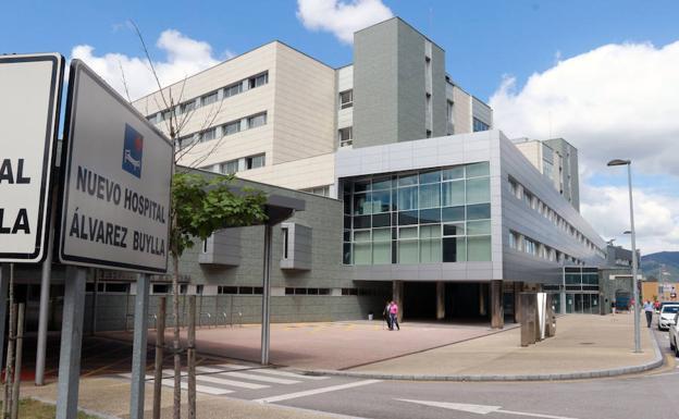 Hospital Vital Alverez Buylla (Mieres, Asturias)