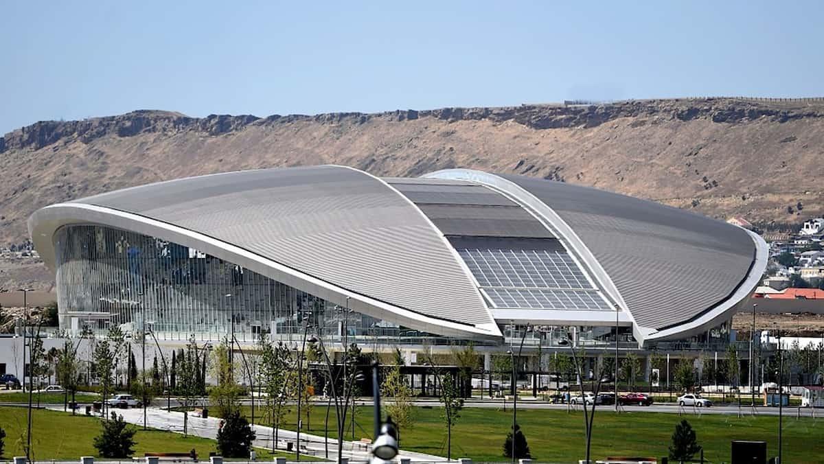 Baku acuatics Centre