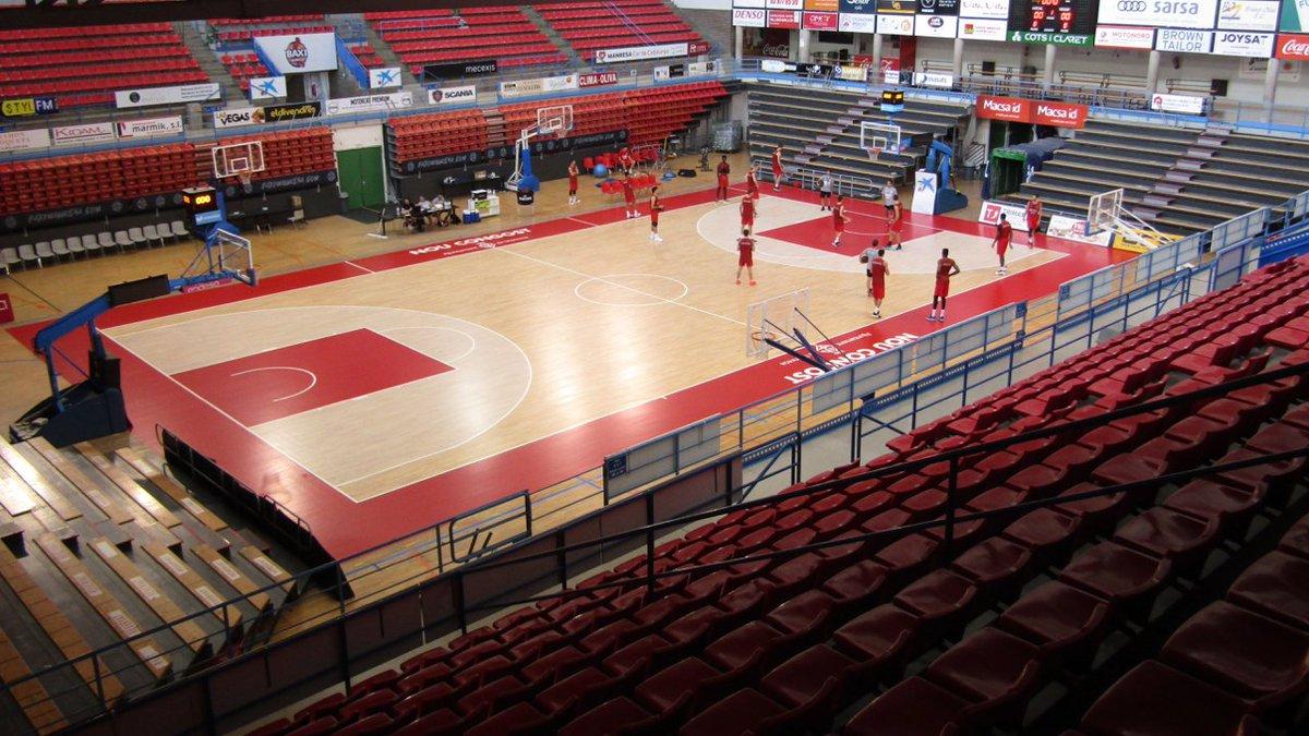 P. Baloncesto Nou Congost Manresa (Barcelona)