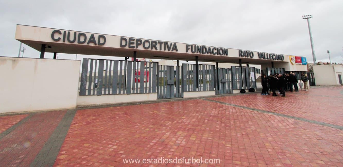 Ciudad Deportiva Rayo Vallecano (Madrid)