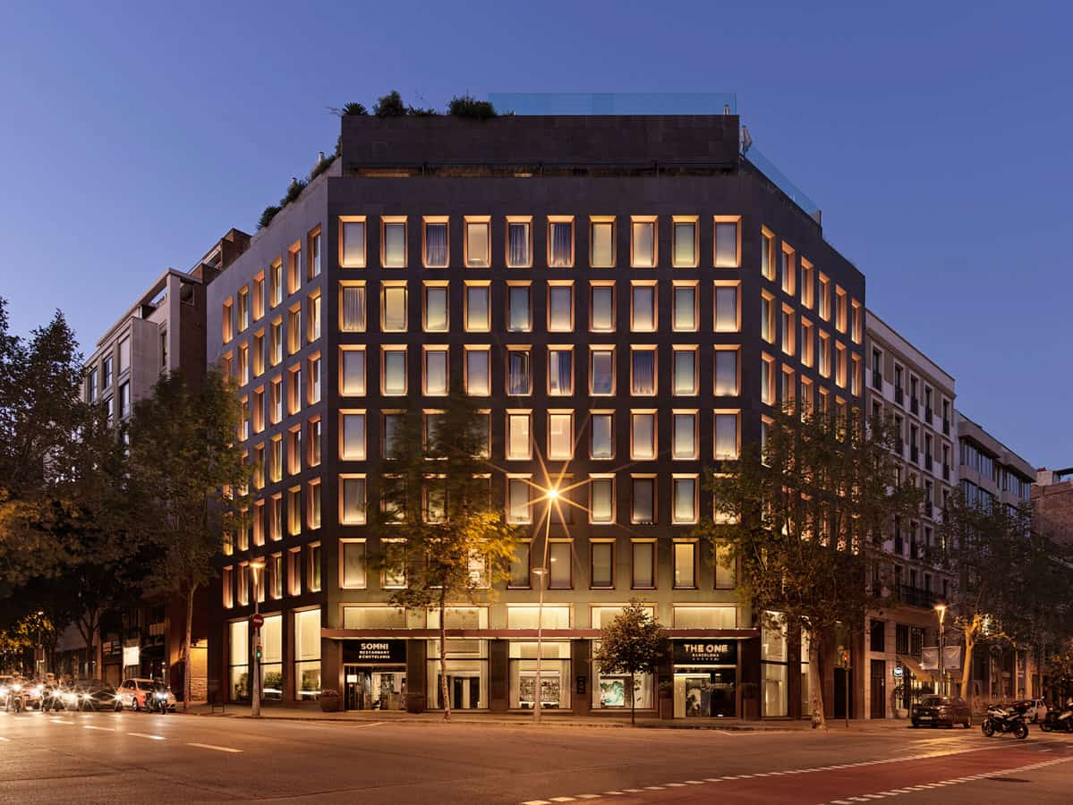Hotel One en Barcelona