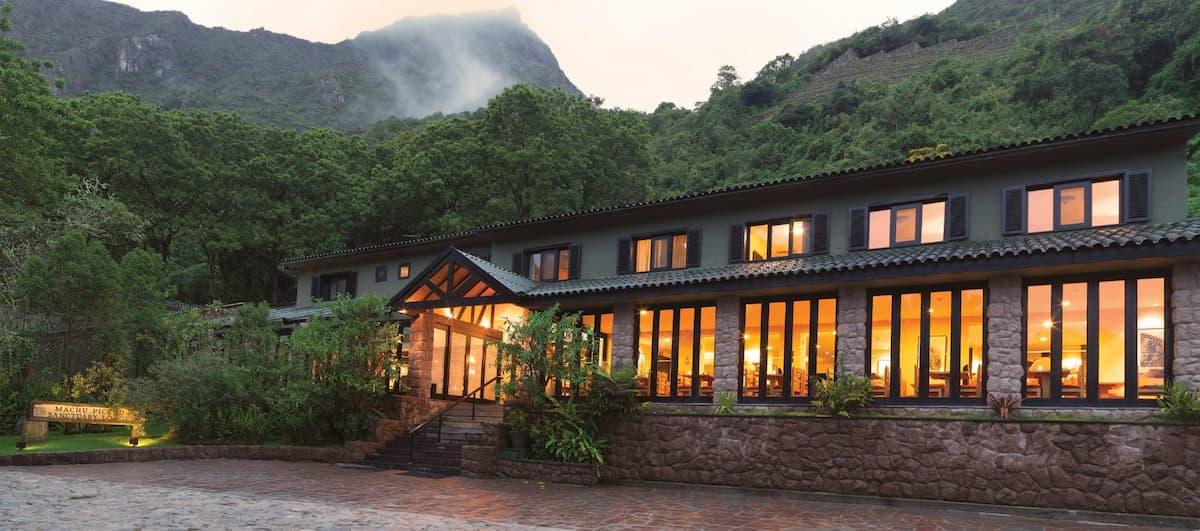 Hotel Beldmond Santuario Lodge Machu Pichu