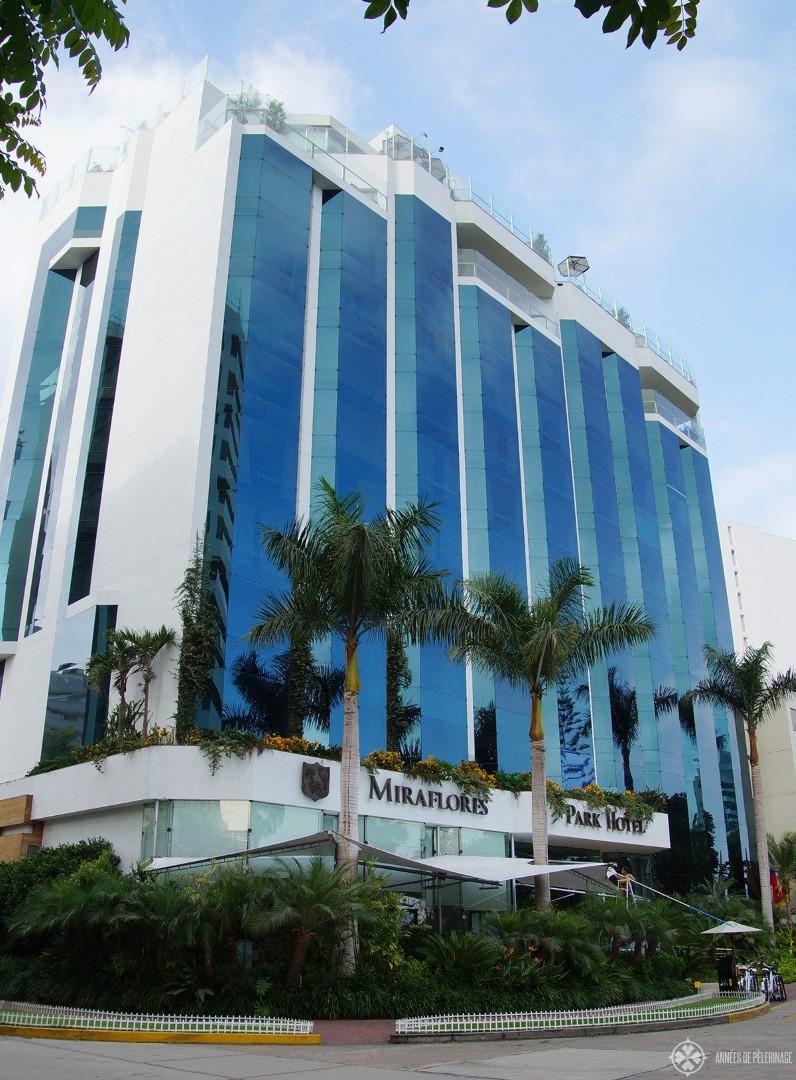 Hotel Belmond Park Lima (Miraflores)