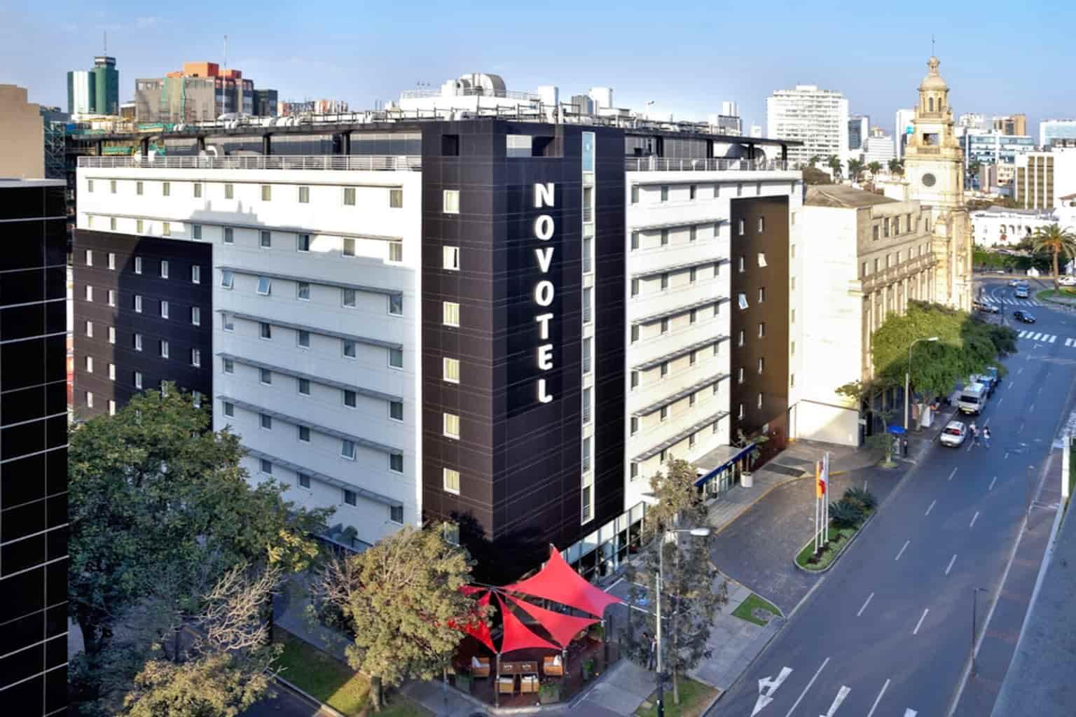 Hotel Accor Novotel Lima