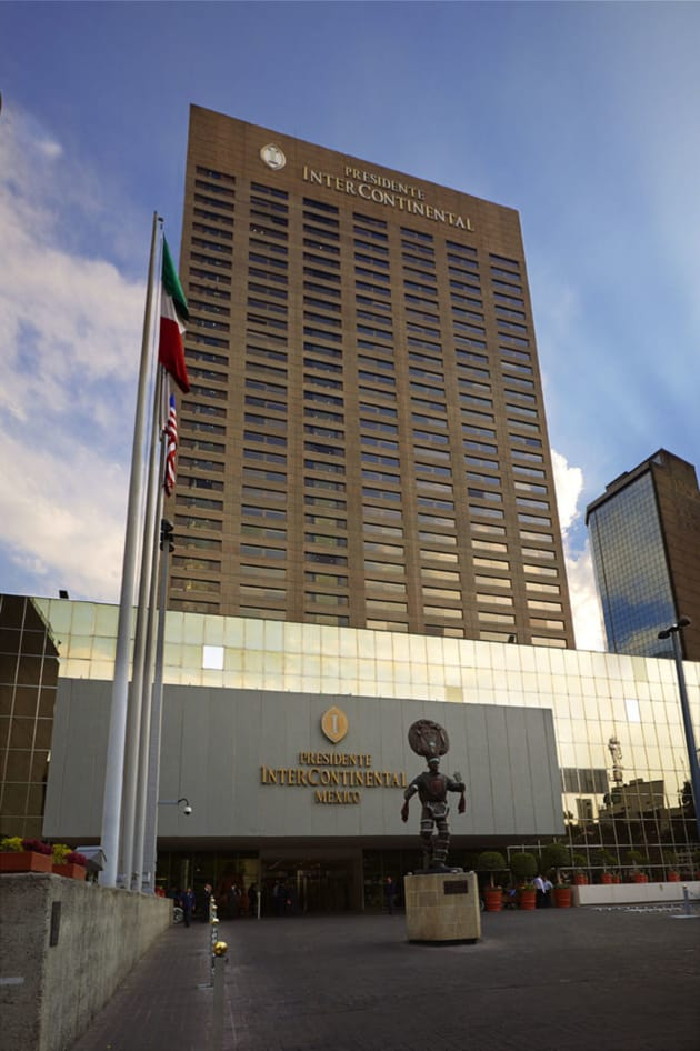 Hotel Intercontinental Polanco