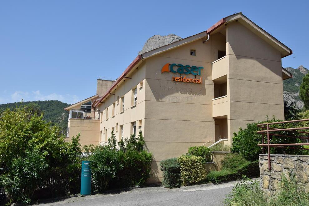 RESIDENCIA CASER CASTELL OLIANA Lleida