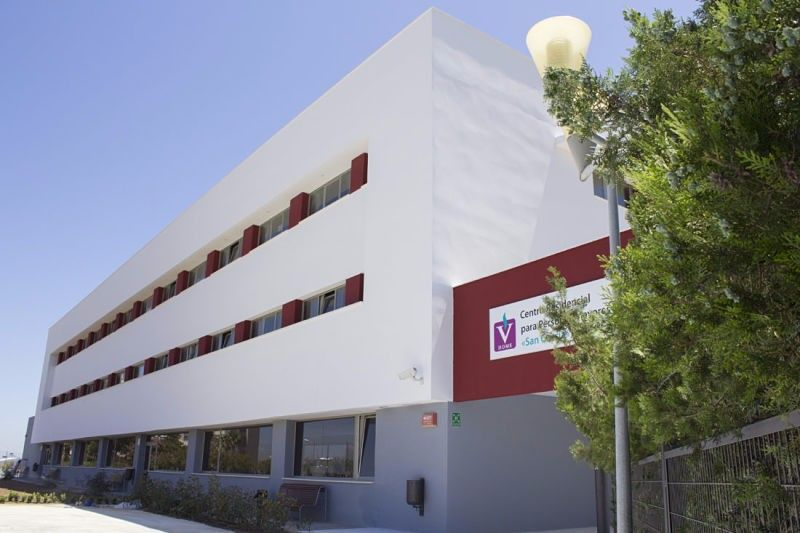 Residencia Mayores Palma del Rio (Córdoba)