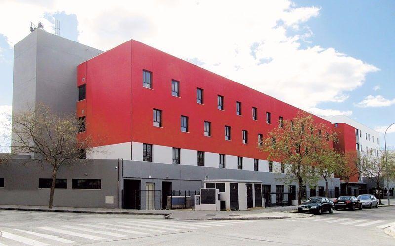 Residencia Mayores Parque Alcosa (Sevilla)