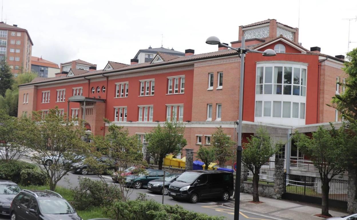 Residencia Mayores Atso-Bakar Lasarte (Guipúzcoa)