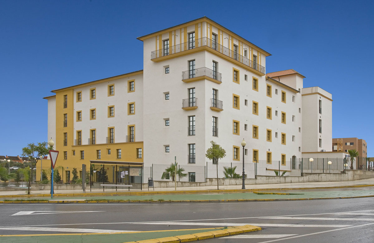 Residencia Mayores Mairena (Sevilla)