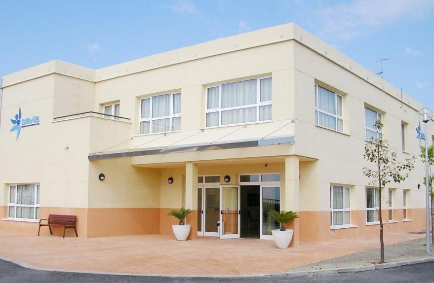 Residencia Mayores en Albuixec (Valencia)