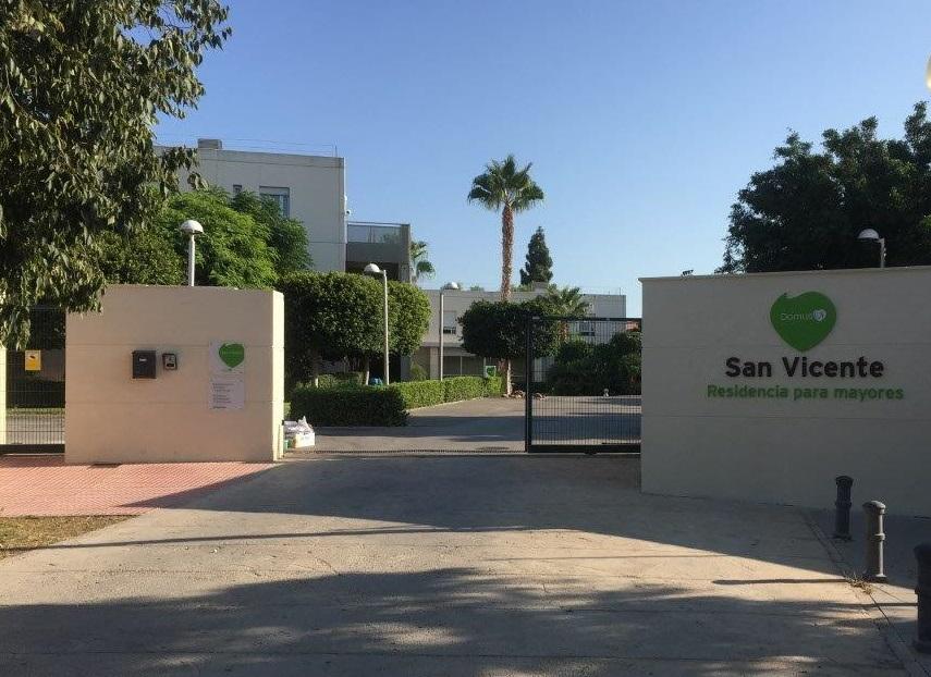 Residencia Mayores en S. Vicente del Raspeig (Alicante)