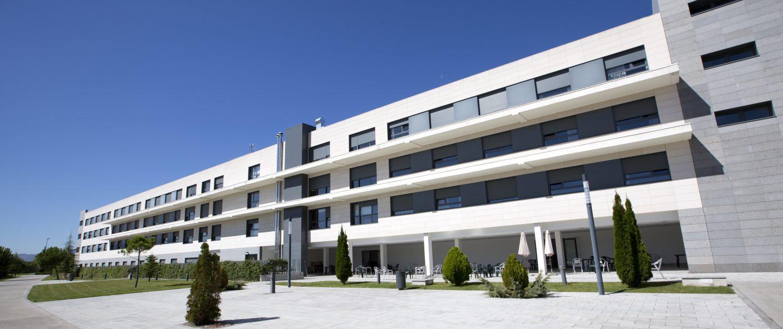 Residencia de mayores La Estrella (Logroño)