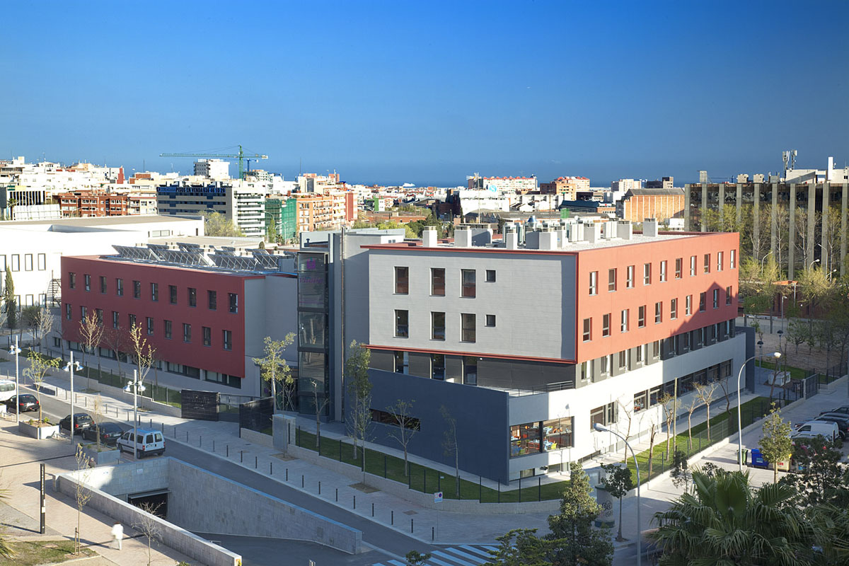 Residencia Mayores en Sant Just (Barcelona)