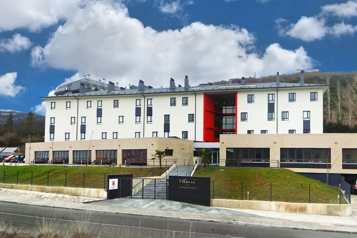 Residencia Mayores Jaca (Huesca)
