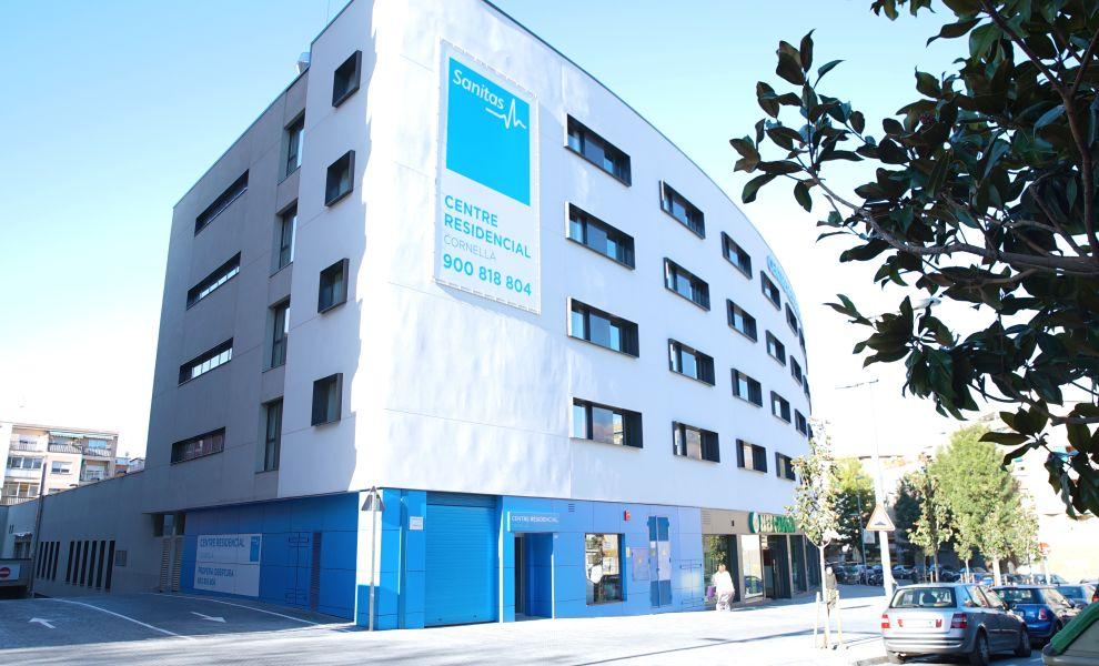 Residencia Mayores en Cornella (Barcelona)