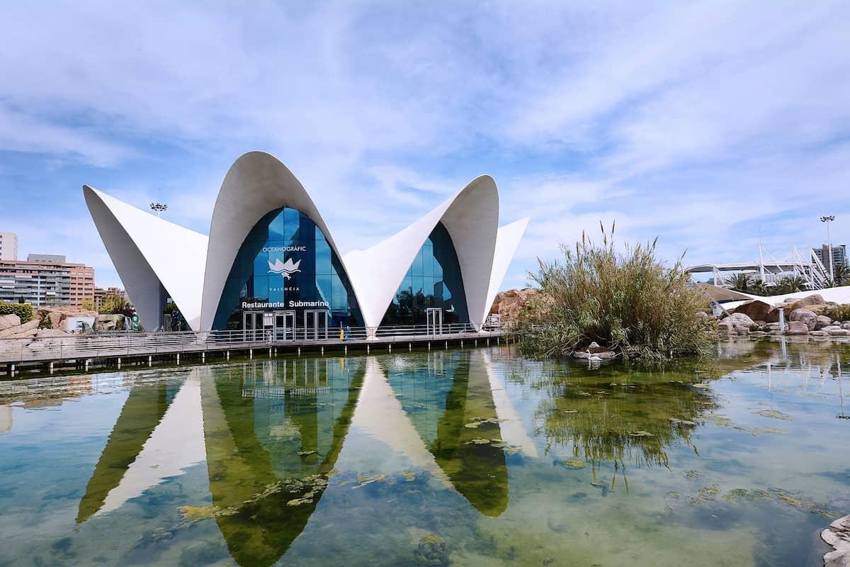 Reforma en OCEANOGRÁFICO CIUDAD ARTES Y CIENCIAS VALENCIA
