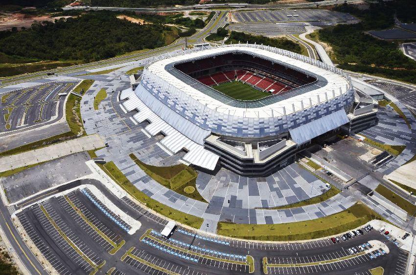 Estadio Fútbol Arena Pernambuco