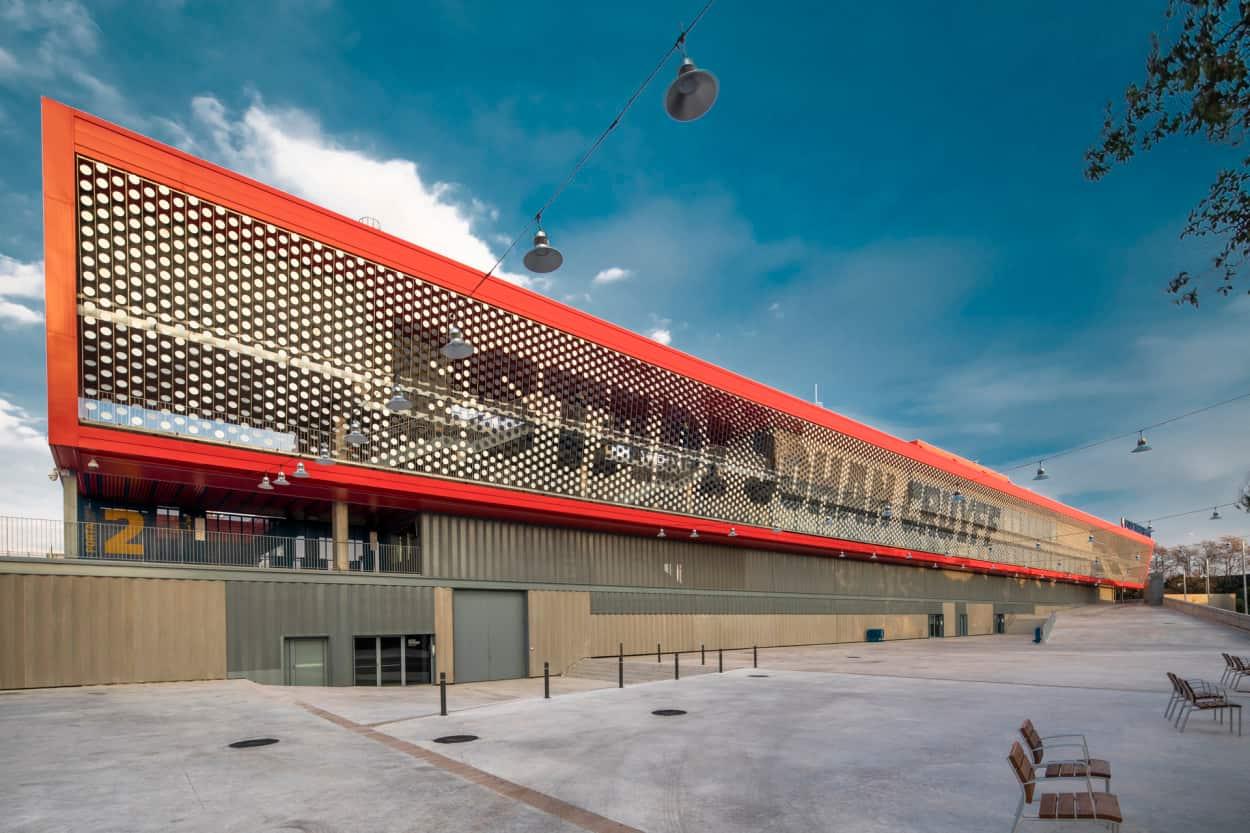 Estadio Johan Cruyff del FC Barcelona